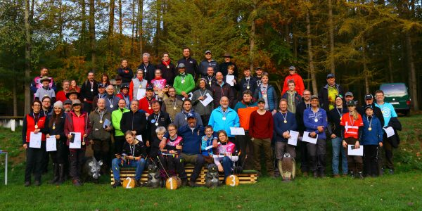 Gruppenfoto RM Bowhunter 2019 Nord